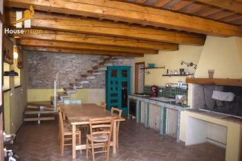 Restored house for sale close to Frasassi Caves