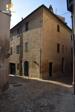 Detached house for sale in medieval village